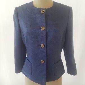 TAHARI  Arthur S. Levine Classics Jacket Blazer